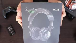 Ultrasone Signature DXP Headphones - Unboxing / First Impressions / Review