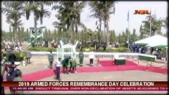 Armed Forces Remembrance Day Celebration 2019