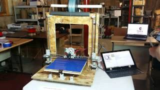 Build your own 3d printer - Step 14 - Marlin and Tweaking Movement
