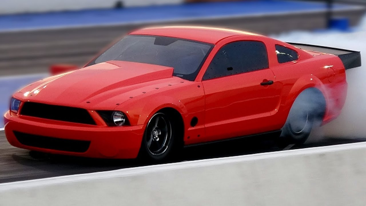 Boosted Gt New Mustang First Test Hit