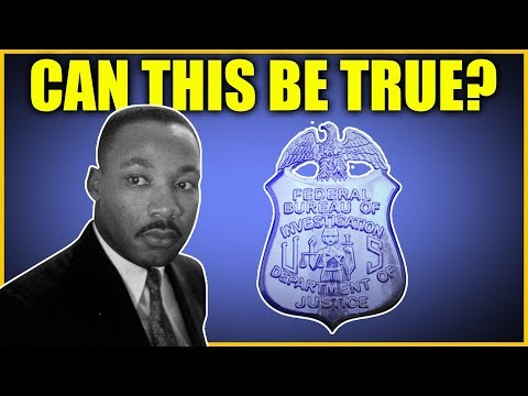 Astonishing Claim About Martin Luther King Jr! Could It Be True?