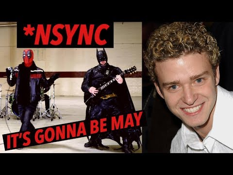 *NSYNC - It's Gonna Be May (Cover by Heavy Metal Heroes)