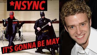 Download *NSYNC - It's Gonna Be May (Cover by Heavy Metal Heroes) Mp3 and Videos
