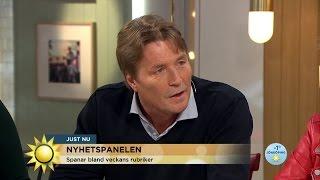Bodström om sin tid i skandaldrabbade Allra  - Nyhetsmorgon (TV4)