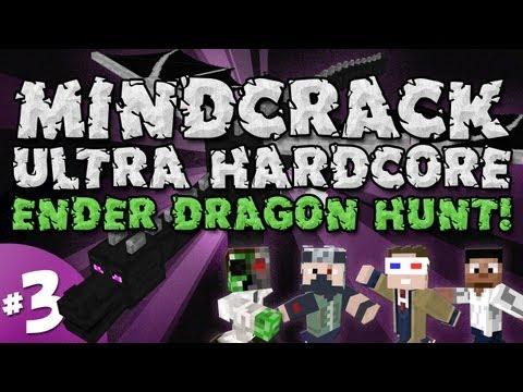 Minecraft MindCrack - Ultra Hardcore S09E03 - Bushwhackers