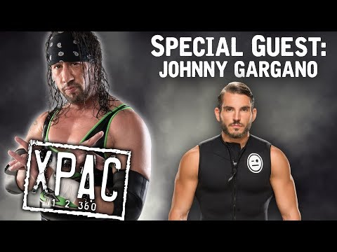 Johnny Gargano Sits Down With X-Pac! - X-Pac 12360 Ep. #73