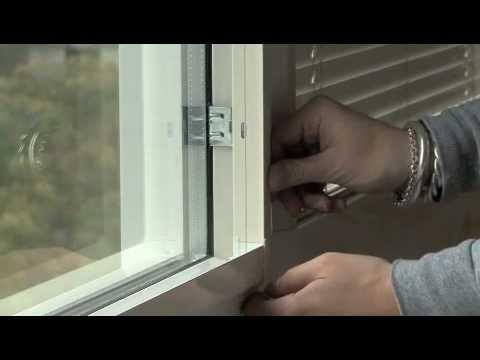 Voorkeur Abz raamdecoratie Perfect-fit.m4v - YouTube ZV99