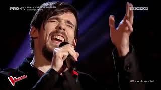Florin Cristian ( Vocea Romaniei ) 12 Octombrie 2018