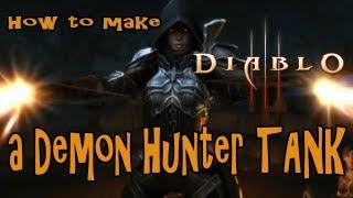 Diablo III - Tank Demon Hunter Build Guide