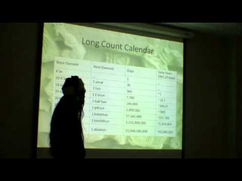 2012 theories: mayan long count examined