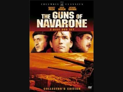 The Guns of Navarone Theme