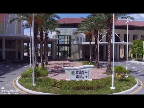 Palm Beach County Convention Center Building Tour 2018