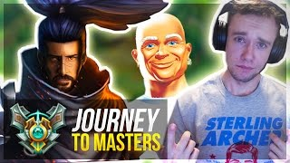 CLEAN YASUO PLAYS ONLY!!  - Journey To Masters #13 S7 - League of Legends