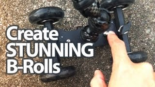 iStabilizer دوللي مراجعة - إنشاء مذهلة ب-لفات للحصول على أشرطة الفيديو الخاصة بك