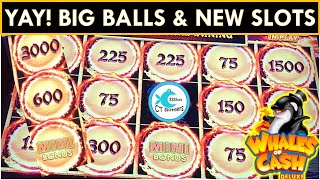 BIG BALLS TO START THE WEEK! DRAGON LINK SLOT MACHINE BIG WINS AND MORE @ MGM SPRINGFIELD!