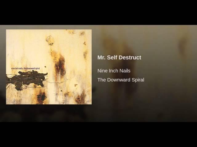 Nine Inch Nails Mr Self Destruct Lyrics Genius Lyrics