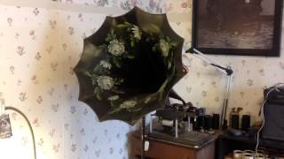 edison custom cylinder / Quiet Slumber - Creepy Music Box