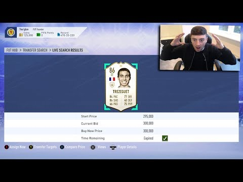 FIFA 19  MIN PRICE ICON SNIPING 🔥 I SNIPED 2 ICONS IN 1 DAY 😱 SNIPING REACTIONS EP13 ✅