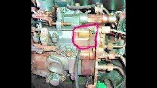 فتح كود مضخة المازوت وتشغيل المحرك 1.9 د - démonter antidemarrage code sur pompe injection