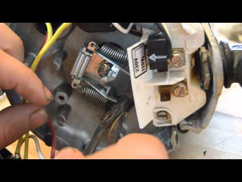 Hayward Super Pump, Capacitor, Governor & Switch Removal