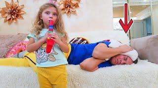 Dad Don't Sleep! Nu-i da voie SA DOARMA!   Kids Story