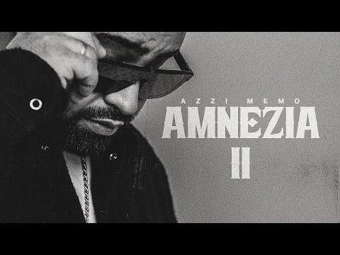 AZZI MEMO - AMNEZIA 2 (prod. Von SOTT \u0026 Dosh) [Lyric Video]