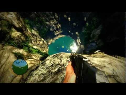 Far Cry 3 Cliff Jump