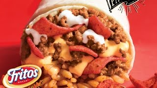 Video Taco Bell Beefy Crunch Burrito Review - CarBS download MP3, 3GP, MP4, WEBM, AVI, FLV Mei 2018