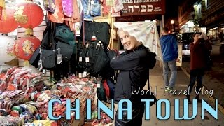 Colorful China Town at night - SAN FRANCISCO | World Travel Vlog