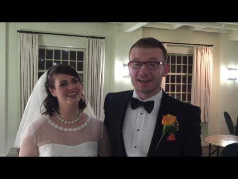 Joanne & James Mitchell - Wedding