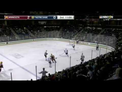 Gopher Men's Hockey: Brandon McManus Scores, Puts Minnesota Up 3-0