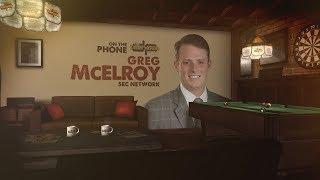 SEC Network's Greg McElroy Talks Alabama/Georgia Title Game w/Dan Patrick | Full Interview | 1/9/18