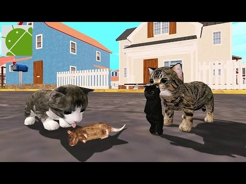Cat Sim Online Play with Cats - Android Gameplay HD