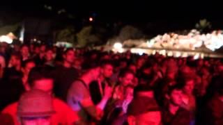 The Beatnuts @ The Harbour stage, Outlook festival 2015, Croatia pt2