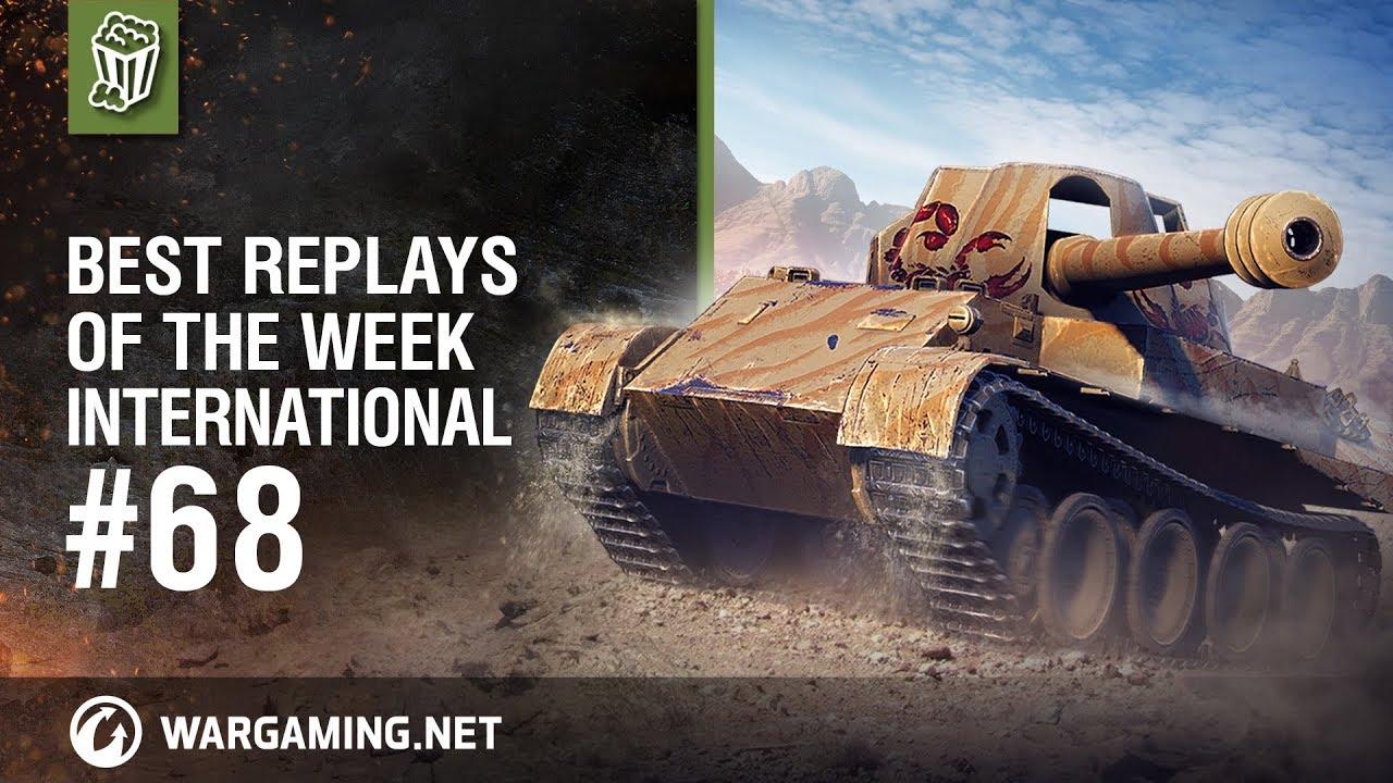 World of Tanks – Best Replays of the Week International #68