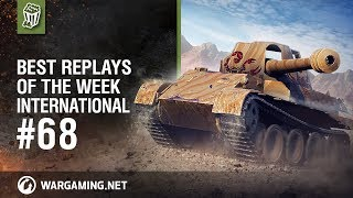 World of Tanks - Best Replays of the Week International #68
