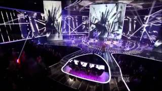 Chris Rene - Gangsters Paradise- The X Factor USA