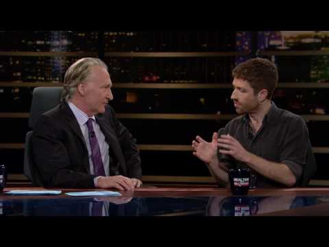 Bill Maher & Tristan Harris - The Attention Economy