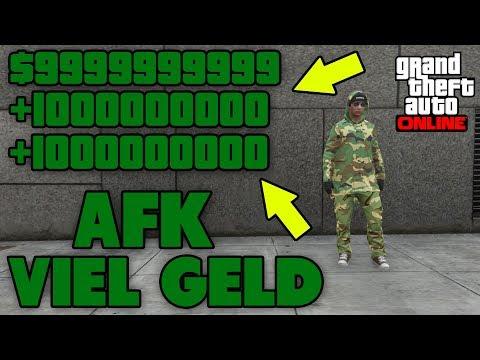 💰 MILLIONEN DOLLAR AFK VERDIENEN! NEW MONEY JOB IN GTA 5 ONLINE! UNENDLICH VIEL GELD GLITCH 1.42 💰
