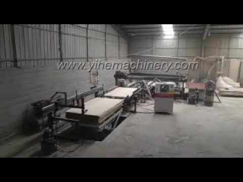 Multi-Functional Automatic Edge Trimming Saw Machine for ...