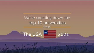 The Top 10 Universities in the USA   QS World University Rankings 2021