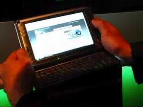 HTC Shift hands-on