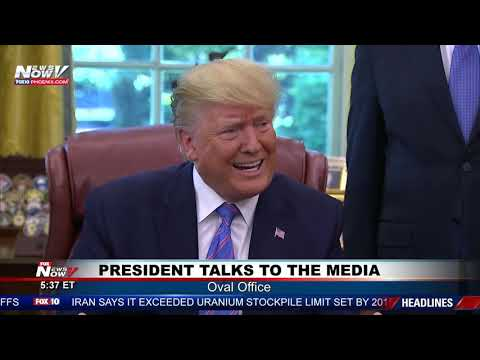AMERICA FIRST: President Trump SLAMS California Over Illegal Immigration