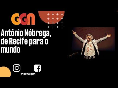 Antonio Nobrega   referência cultural do Brasil