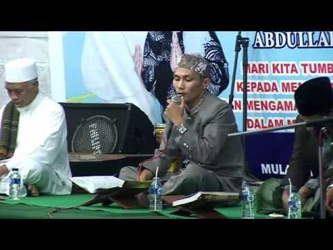 Tilawah Syekh Abdullah Fikri di Kota Bima 2014 .01