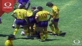 Futbol Retro: Morelia 2-1 América - Temporada 88-89 | Televisa Deportes