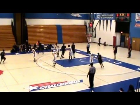Cuyahoga Community College vs. Cincinnati State Technical and Community College 01/09/16