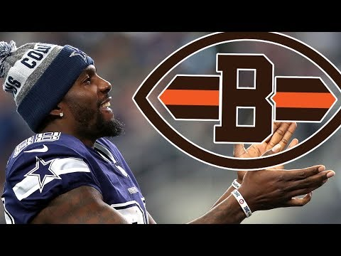 Dez Bryant Is Signing With The Browns!