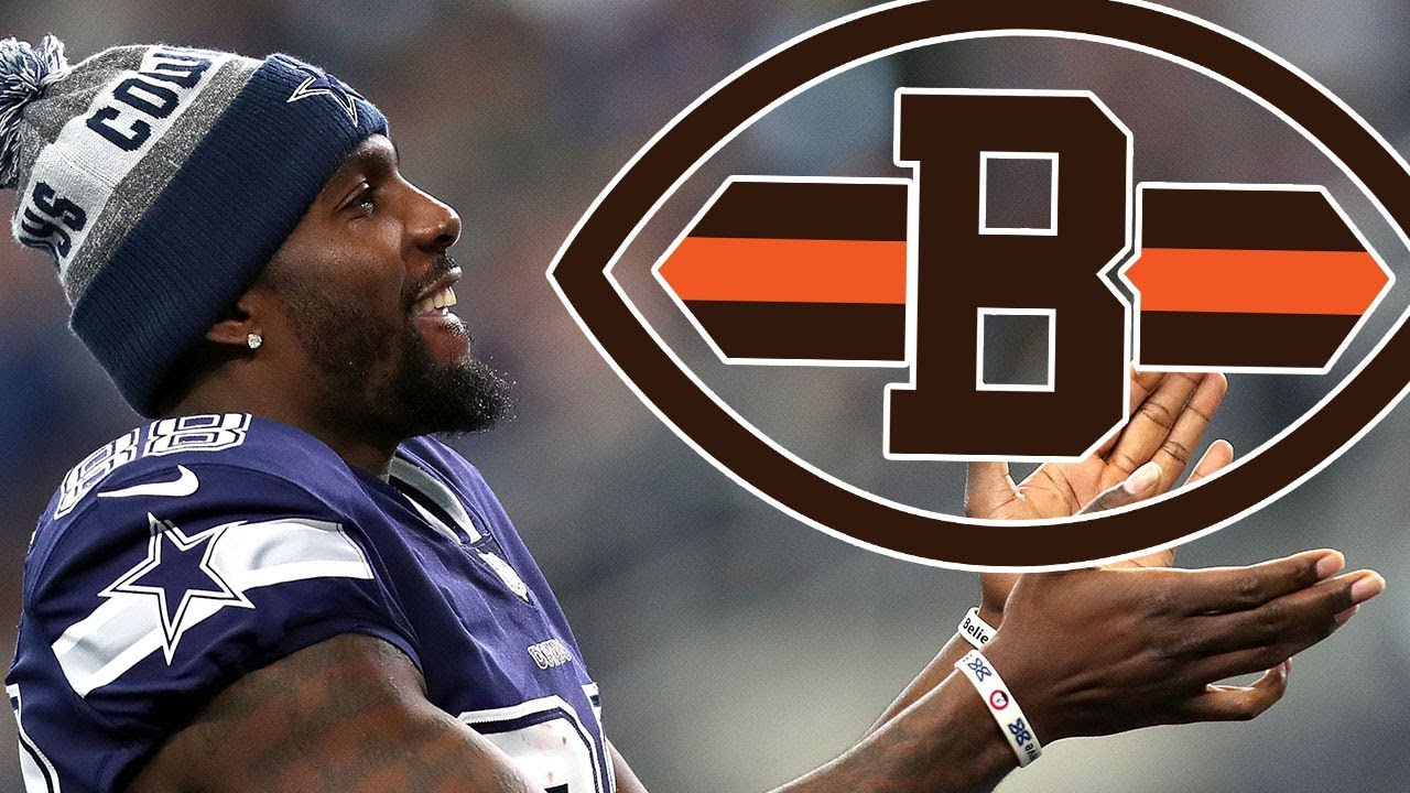 Dez Bryant Is Signing With The Browns