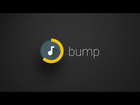 Install BuMP music player on Android phone